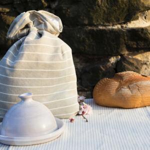 kétrétegű kenyérzsák