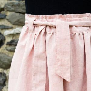 DANAE szoknya rózsaszín