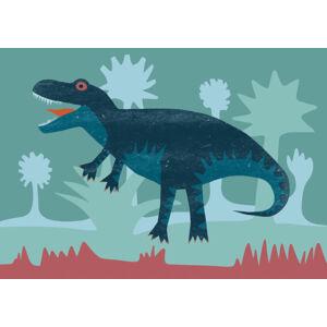 Dinoszaurusz keretben