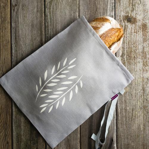 bélelt kenyérzsák szürke nagy